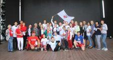 Полония Нур-Султана и Павлодара провели День спорта