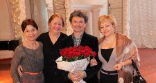 В Астане состоялся концерт польского исполнителя Яцека Войчицкого