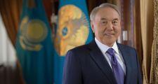 Н.Назарбаев поздравил казахстанцев с 20-летием Конституции РК