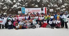 Вторые Казахстанские зимние Полонийные игры прошли в Нур-Султане