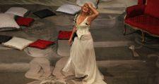 Польская примадонна Катажина Мацкевич спела в «Астана Опера»