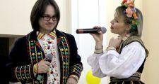 Ю.Серватинская и Р.Дусумов дали концерт в Петропавловске