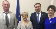 Полония Северного Казахстана встретилась с новым  руководителем Консульского отдела Посольства РП
