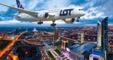Продажа билетов на авиарейс Варшава - Астана  стартовала в Польше