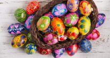 Spokojnych i pogodnych Świąt Wielkanocnych!